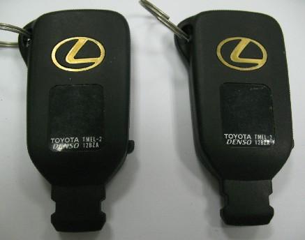 凌志 ls430各种汽车遥控器 钥匙 智能卡 汽车锁 高清图片