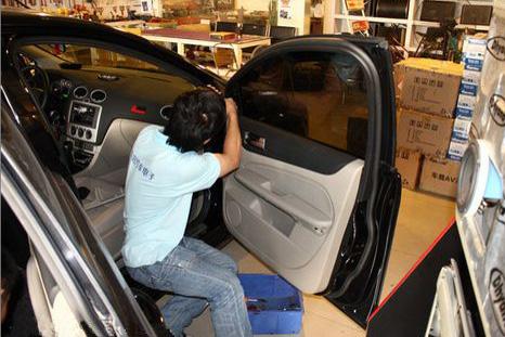 汽车空调过滤网清洗问题