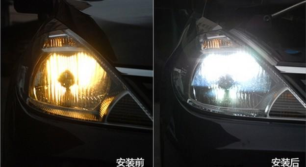 卡卡车网为您解读改装氙气大灯