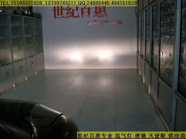 雨燕灯光升级——改装rx350双光透镜,天使眼,恶魔眼